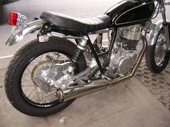 Yamaha Sr  Special