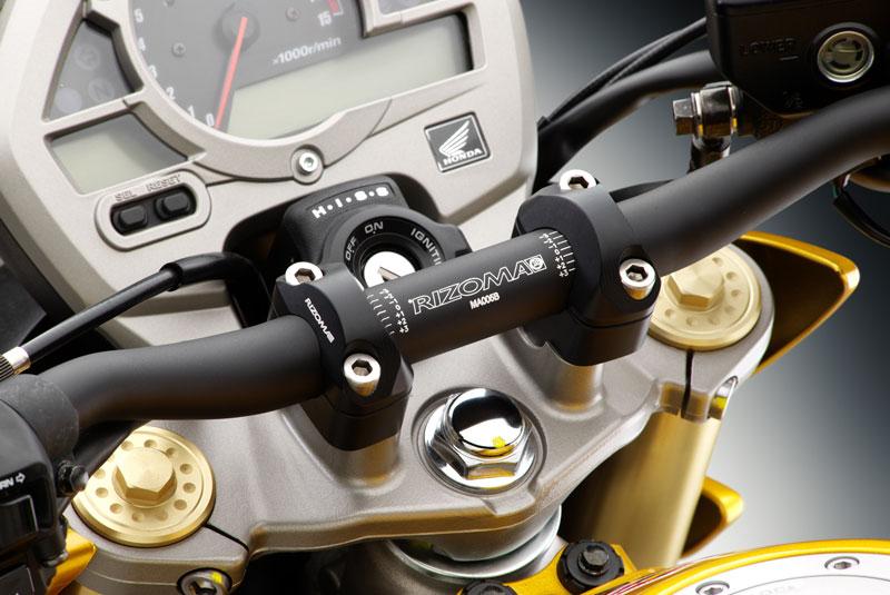 Ducati Monster  Rizoma Handlebars