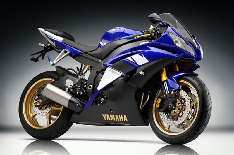 Yamaha Yzf R Neon Red