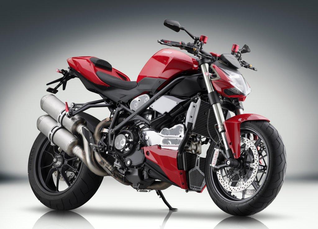Ducati  Exhaust Heat Shield