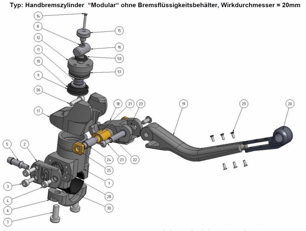 spiegler radial brems