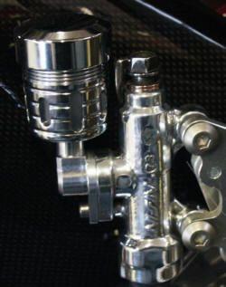 Bremsbehälter für Nissin hinten