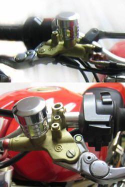 Bremsbehälter für Brembo Pumpen