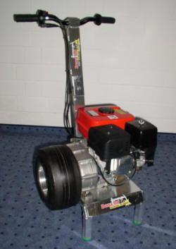 GP-1 Benzinmotor Fremdstarter