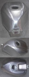 Honda CBR900 Endurance Alutank Superlight