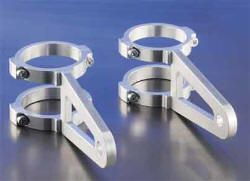Billet-Alu Lampenhalter 42-54mm