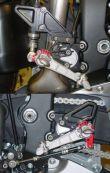 CRG SSR-Rastenanlage für Honda