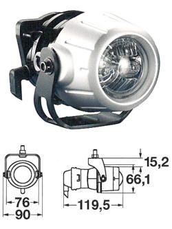 HELLA Premium Xenon DE Fernscheinwerfer