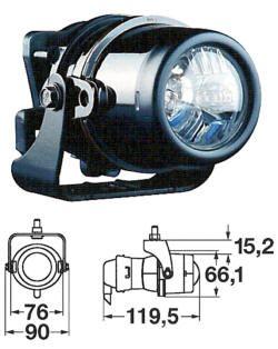 HELLA Xenon DE Fernscheinwerfer