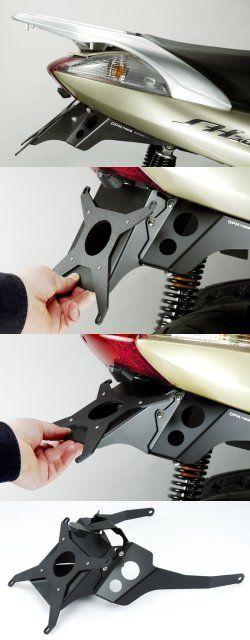 DPM Kennzeichenhalter für Honda SH 300 Bj. 2007--2009