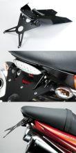 DPM Kennzeichenhalterung für Triumph Speed Triple 2008