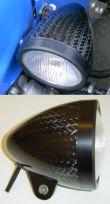 Carbonscheinwerfer H4