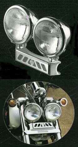 DPM Doppelscheinwerfer-Kit