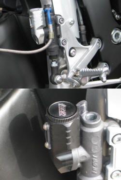 Behälter für Bremspumpe Honda CBR600 hinten