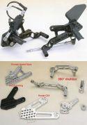 Rastenanlage Honda CBX
