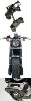 Harley Sportster XR-1200 Gabelbrücken Kit
