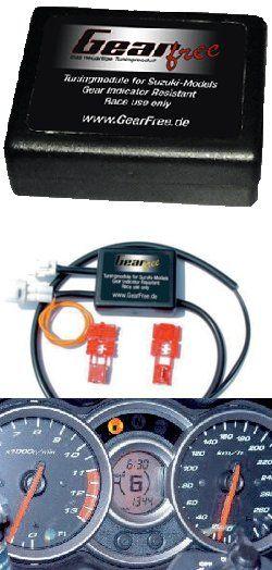 GearFree Tuningmodul für Suzuki Modelle