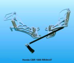 KPS Racing-Rastenanlage für Honda