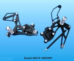 KPS Racing-Rastenanlage für Suzuki