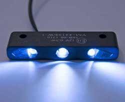 Micro LED Kennzeichenbeleuchtung