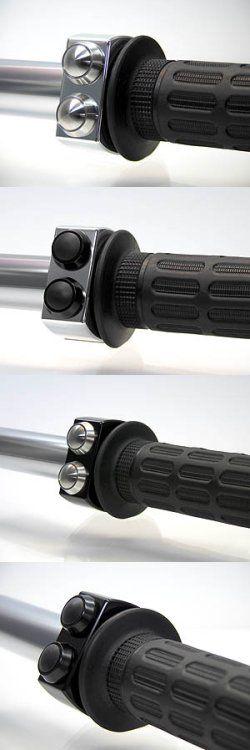 Motogadget M-Switch Tastschalter Armatur 1 Zoll