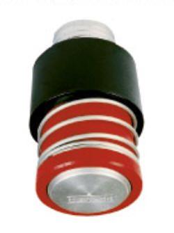 Schlauchventil PP-20 mit Schlauchanschluss
