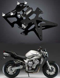 Rizoma Kennzeichenhalter Yamaha FZ6
