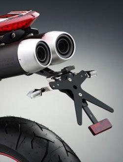 Rizoma Kennzeichenhalterung für Ducati Hypermotard