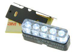 LED Nummernschildleuchte STR8