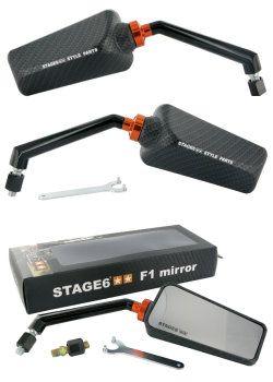 Stage-6 Spiegel F1 Carbon matt