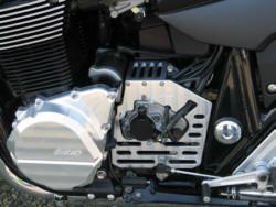 Motor-Anlasserfreilaufdeckel für Suzuki
