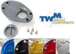 TWM Racing-Tankdeckel für Ducati