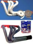 ThermoTec Auspuff Hitzeschutzband Schwarz oder Weiss