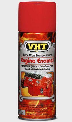 VHT Motorlack Rot