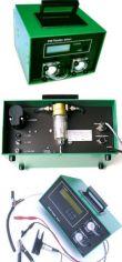 CO/O2 Lambda RPM Tester mit Abgaspumpe/Drehzahlfunktion