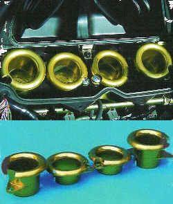 Ansaugstutzen für Honda CBR 600/1000 RR