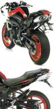 DPM Blast Auspuff Yamaha FZ6 ab Bj.04