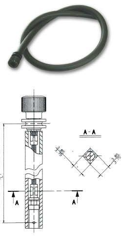 Ferneinstellung für Brembo Radialpumpen