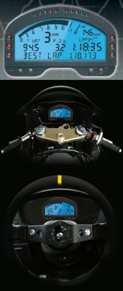 AIM Dash-Logger MXL