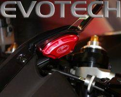 Evotech Mirror-Hole Cover Yamaha 2