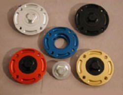 Quicklock-Tankdeckel für Suzuki