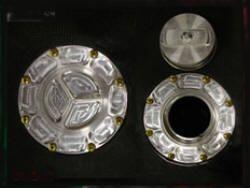 Racing-Schnellverschluss-Tankdeckel für Ducati