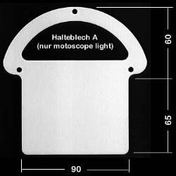 Halter für Motoscope-Light