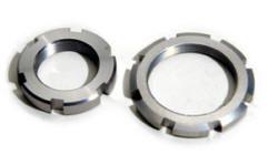 Einstellmuttern aus Aluminium