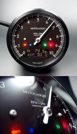 Motoscope Chronoclassic