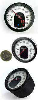 Motogadget Motoscope Tiny Black