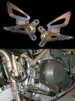 Evo-5 Rastenanlage für Ducati