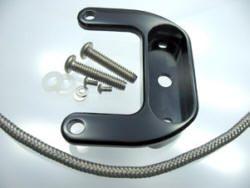 HD-Evo/TwinCam Rockerboxhalterung Motoscope Mini schwarz