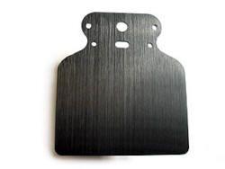 Halteblech C für Motoscope/Motosign Mini