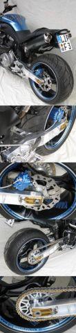 CNC-Schwinge für Yamaha MT-01